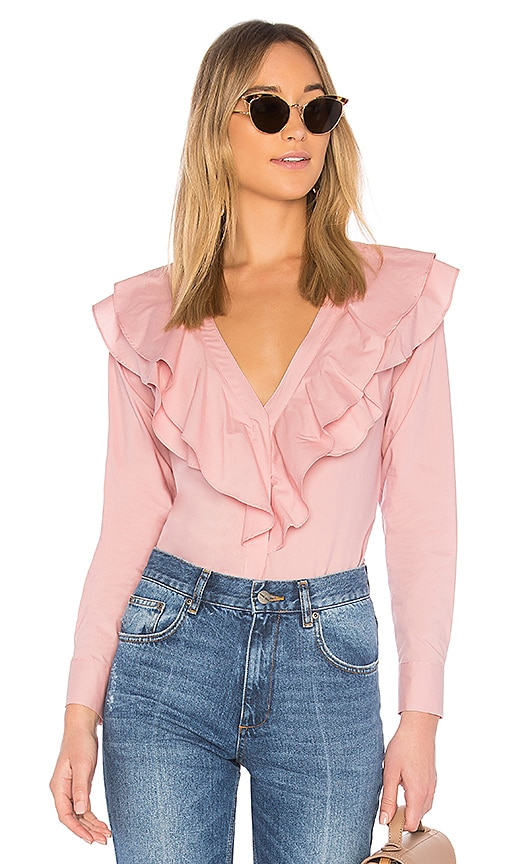 The Solene Button Up