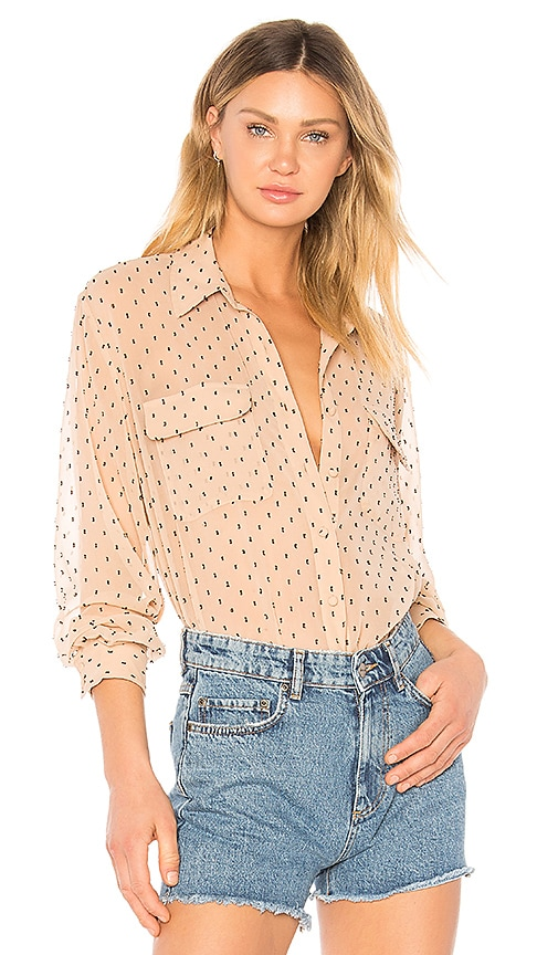 Madeline Button Up