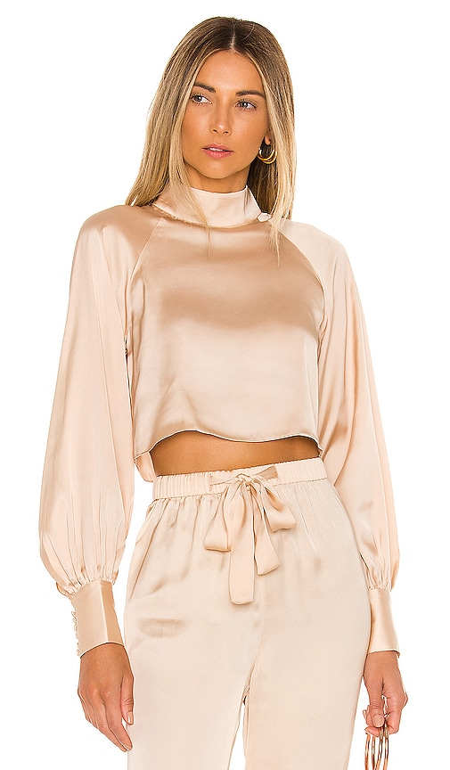 The Joli Crop Top by L'Academie, available on revolve.com for $158 Bella Hadid Top SIMILAR PRODUCT