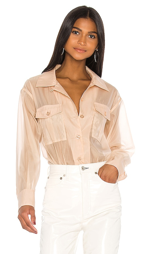The Mardi Top by L'Academie, available on revolve.com for $158 Bella Hadid Top SIMILAR PRODUCT