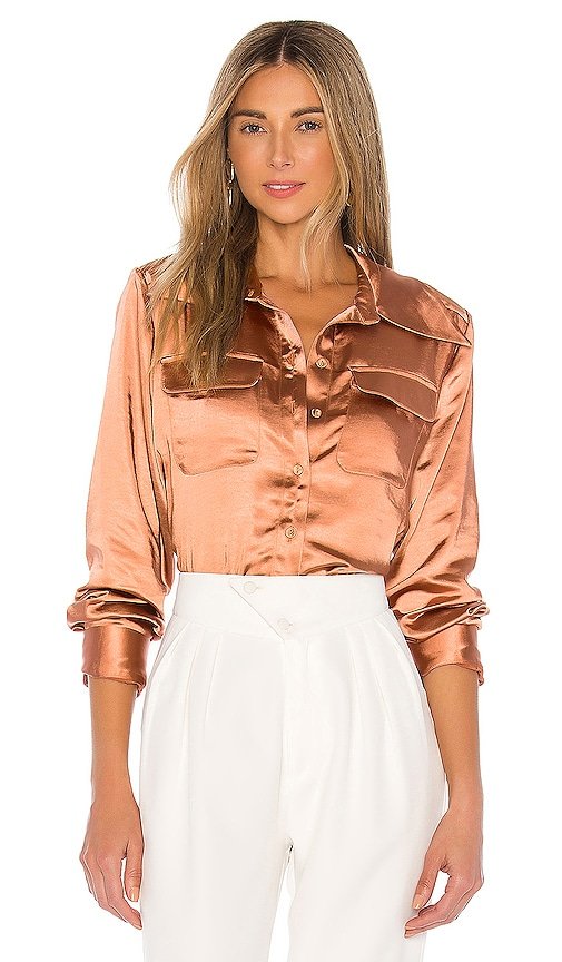 The Germaine Top by L'Academie, available on revolve.com for $75 Bella Hadid Top SIMILAR PRODUCT