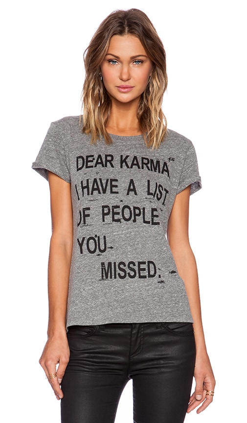 Dear Karma Graphic Tee