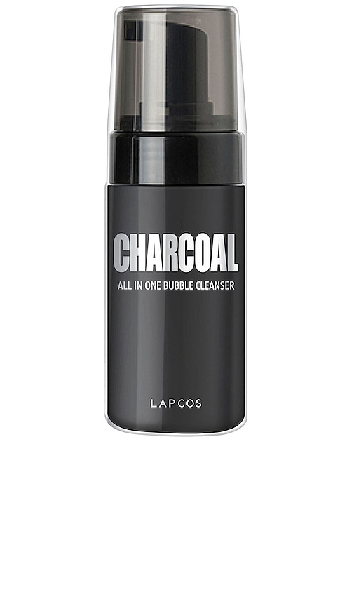 Charcoal All In One Bubble Cleanser