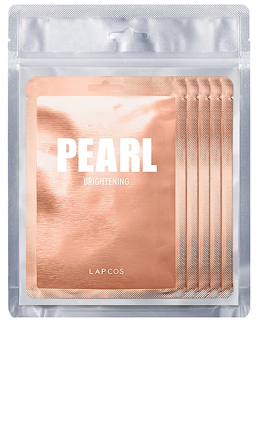 Pearl Daily Skin Mask 5 Pack
