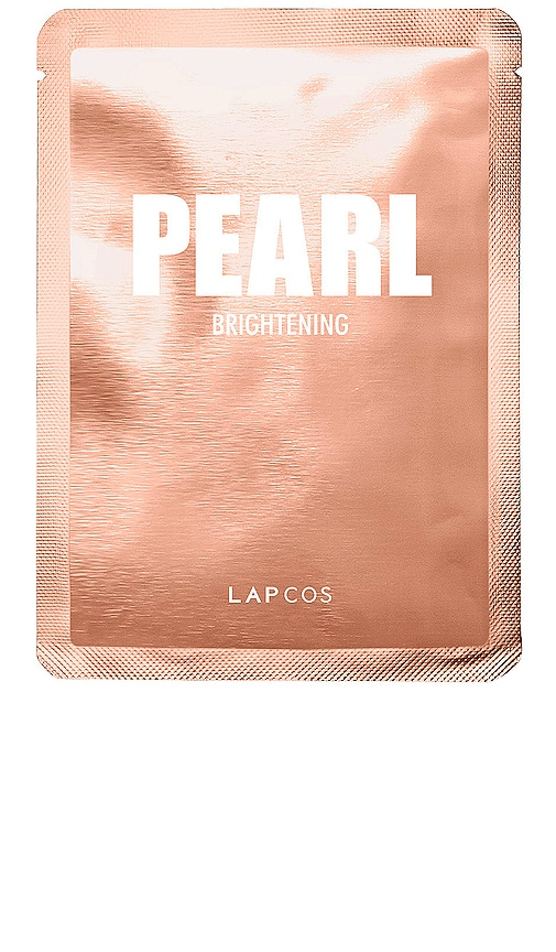 LAPCOS Pearl Daily Skin Mask 5 Pack in | REVOLVE