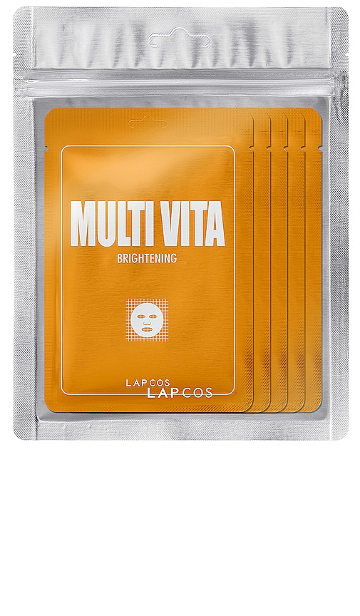 Multi Vita Derma Mask 5 Pack