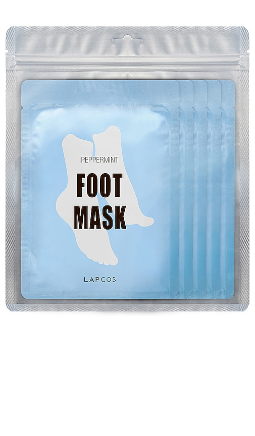 Peppermint Cooling Foot Mask 5 Pack