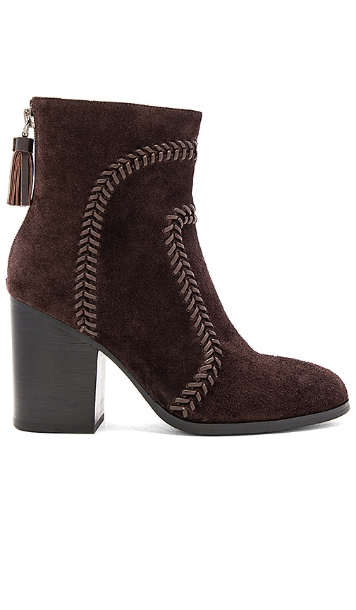 Lola Cruz Koyuk Bootie in Brown