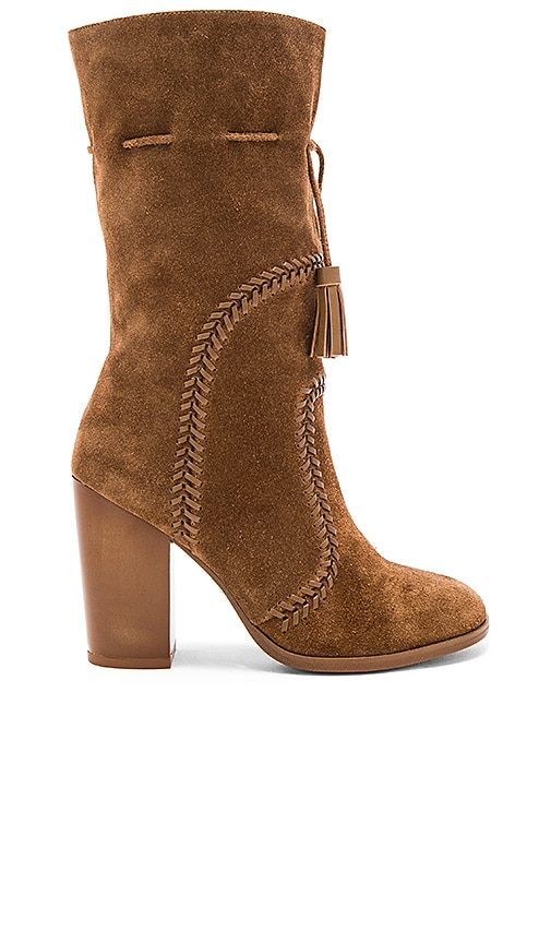 Lola Cruz Lutak Boot in Tan
