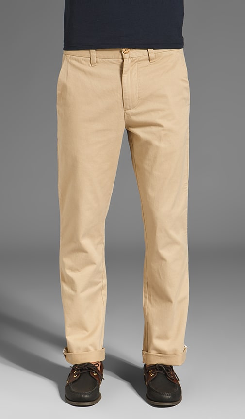 7oz Slim Fit Chino