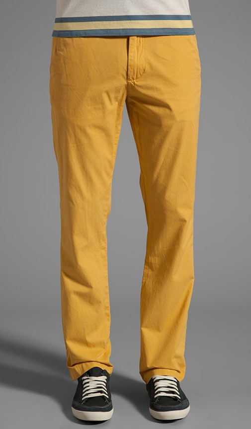 5 OZ. Slim Fit Chino