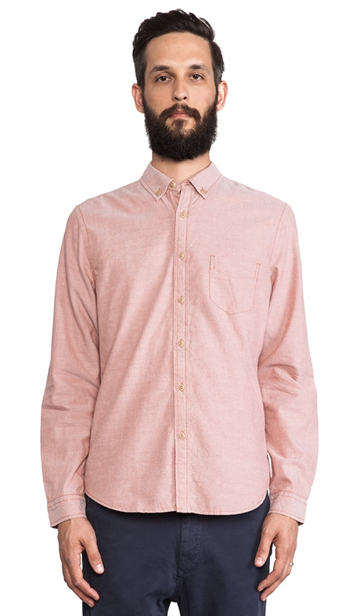 Ichibon Oxford Button Down