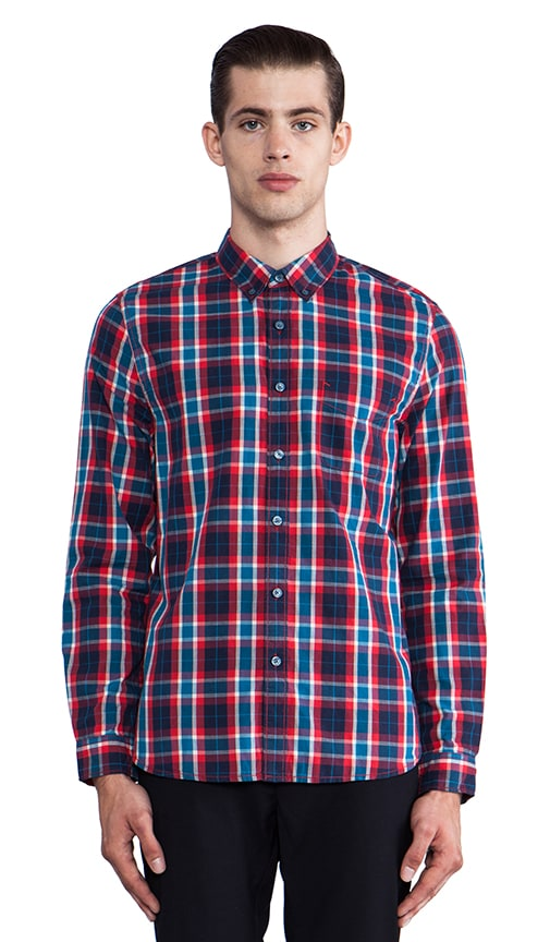 Cromwell Button Down