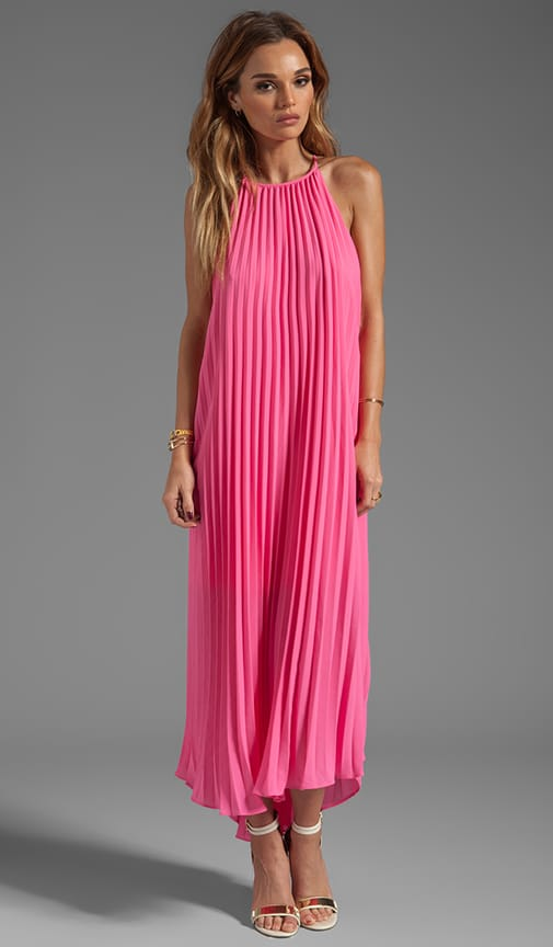 for REVOLVE Pleated Maxi