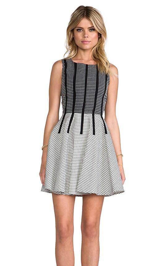 Binding Detail Dress
