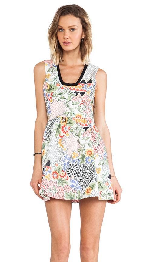 Textiled Doll Dress