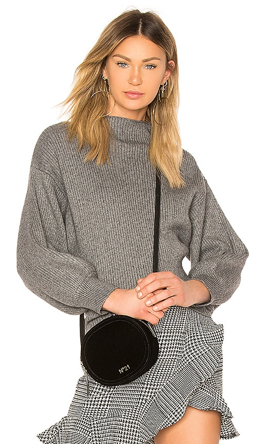 Line & Dot Alder Sweater in Gray