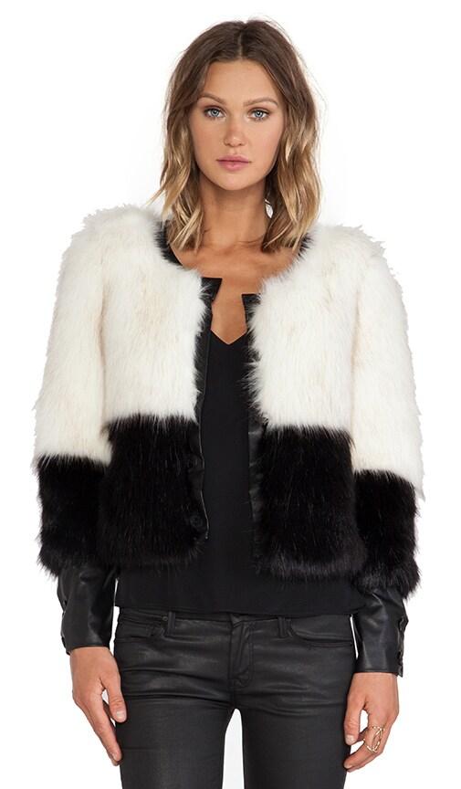 Scarlett Faux Fur Jacket