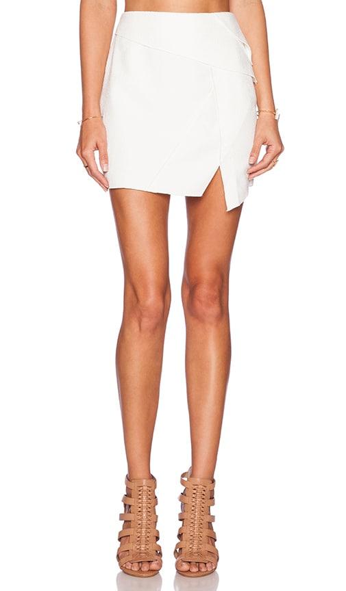 Gravity Asymmetrical Skirt