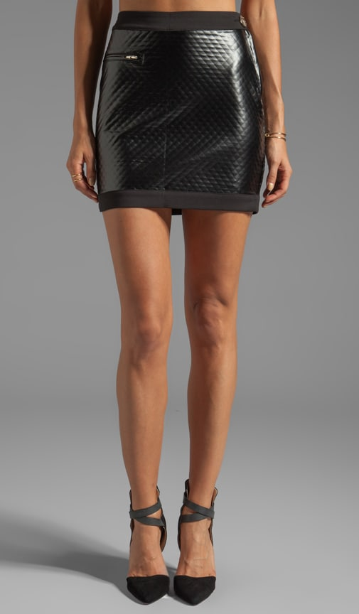 Gemma Quilted Skirt