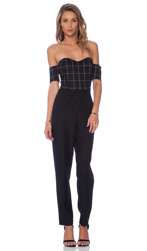 Christy Sweetheart Jumpsuit