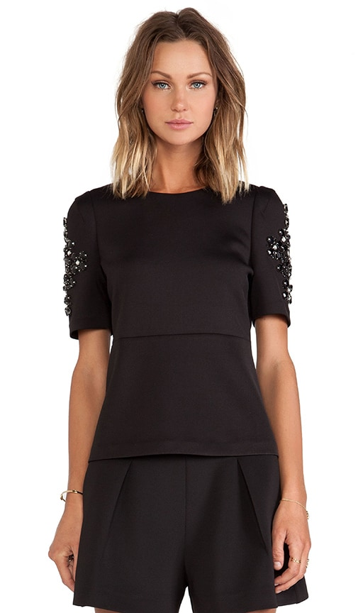 Perry Embellished Top