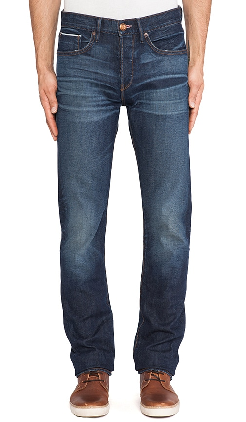 Lean Straight Selvage