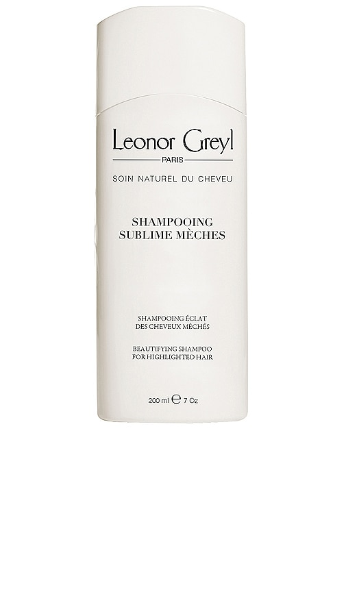 Shampooing Sublime Meches Shampoo for Highlights