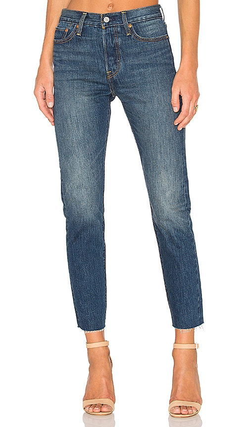 LEVI'S Wedgie Skinny in Classic Tint