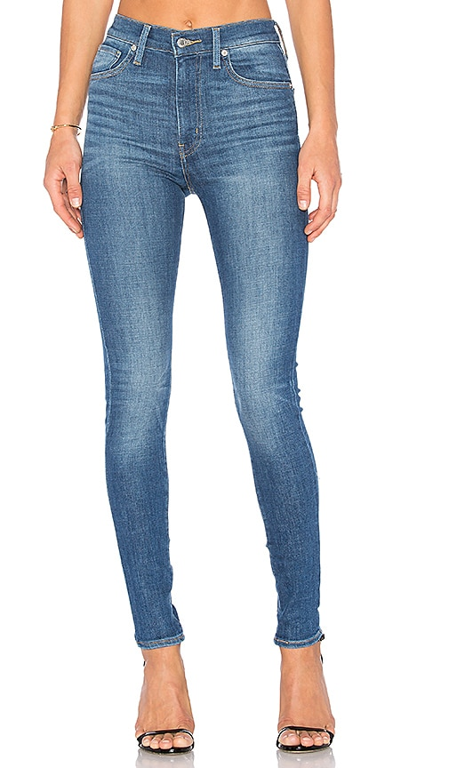 LEVIS Mile High Super Skinny In Shut The Front Door REVOLVE - Shut the front door