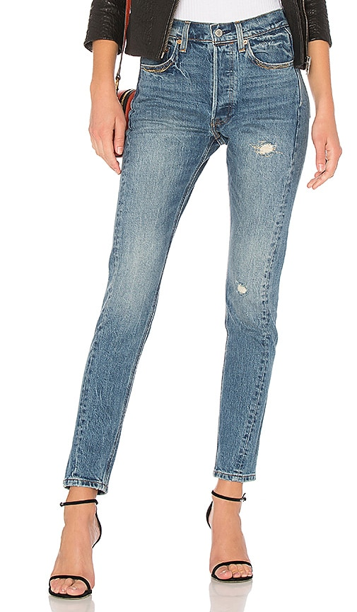 501 Skinny. - size 27 (also in 26,28,29) Levi's