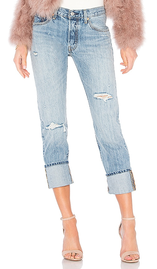 LEVI'S 501 Jean in Denim Rebel