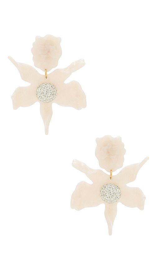 Crystal Lily Earring Lele Sadoughi $198 BEST SELLER