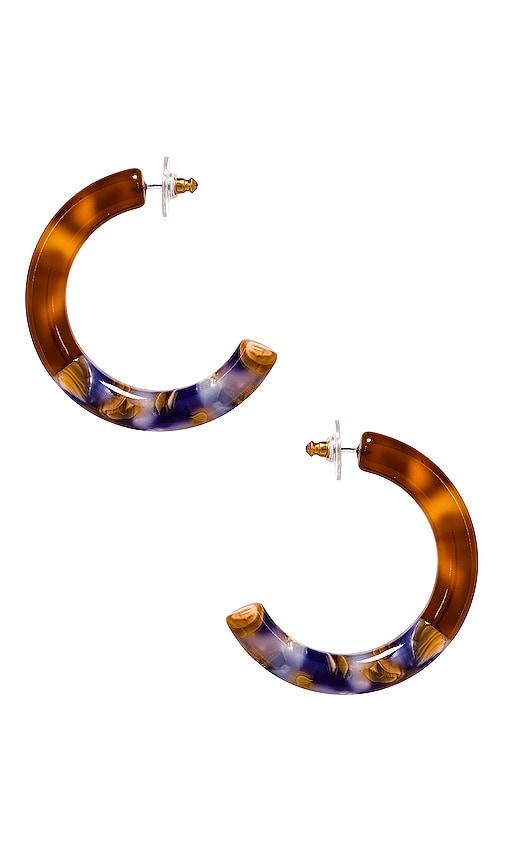 Broadway Hoop Earrings