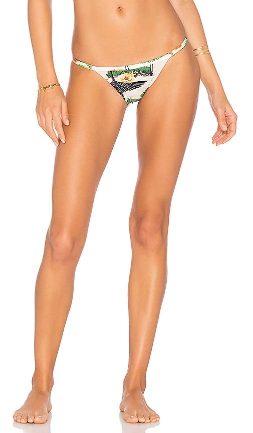 Lenny Niemeyer Bikini Bottom in Green