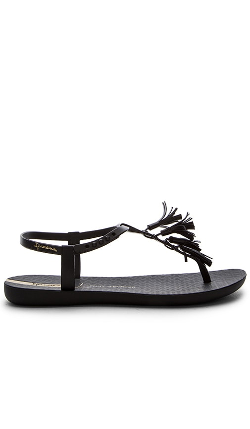 Lenny Niemeyer Vamizi Sandal in Black