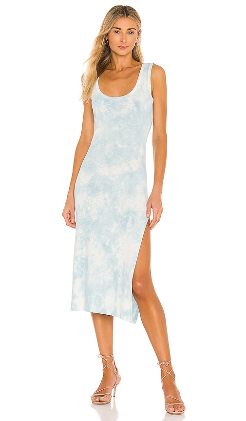 Loveshackfancy CITRA MIDI DRESS