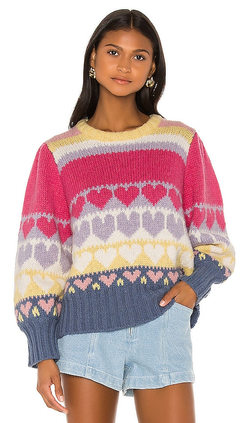 Shirelle Pullover by Love Shack Fancy