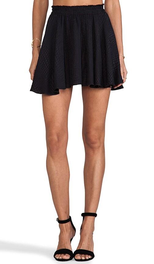 Circle Mini Skirt