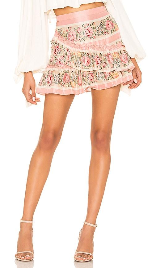6f4f521ea4 LoveShackFancy Piper Skirt in Ribbon | REVOLVE