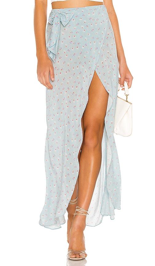 Jolene Silk Skirt