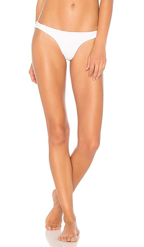 Les Coquines Olivia Bottom in White