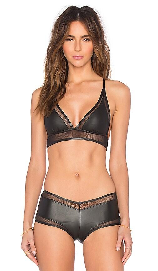 Ava Mesh Bikini Top