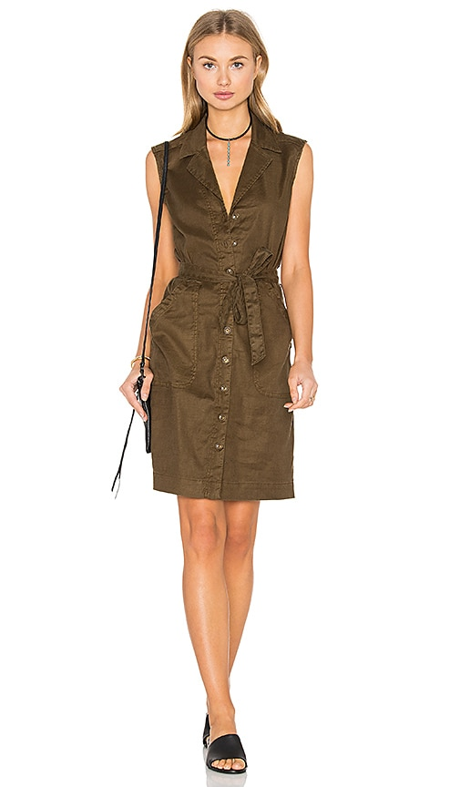 Level 99 Adaline Dress in Jungle