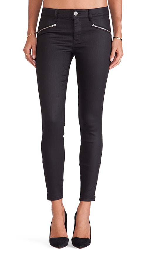 Reiley Moto Skinny with Zippers