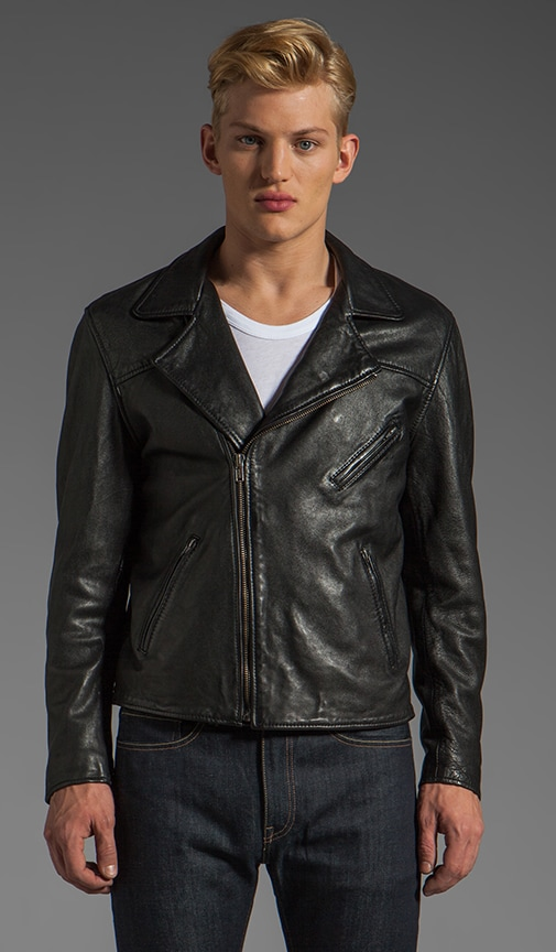 Off Road Leather Jacket