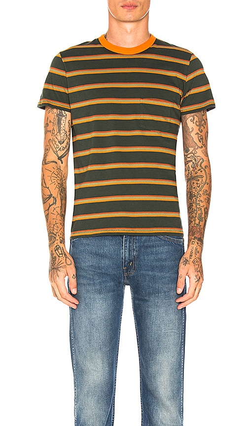 13a2039063 LEVI'S Vintage Clothing 1960's Casuals Stripe in La Plata Green ...