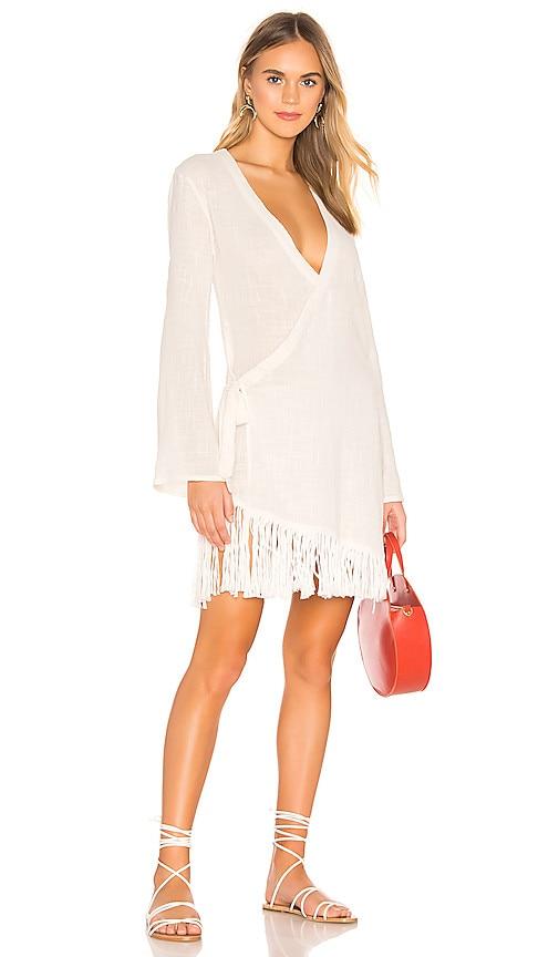 Synn Wrap Dress