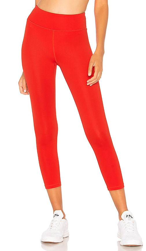 lovewave Luka Pant in Red
