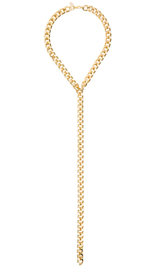 Lisa Freede Selena Necklace in Yellow Gold
